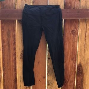 Cropped Lululemon Leggings